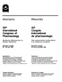 Canadian Journal of Physiology and Pharmacology