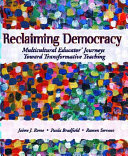 Reclaiming Democracy Book