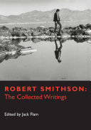 Robert Smithson, the Collected Writings