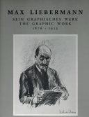 Graphic work  1876 1923