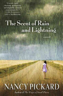 The Scent of Rain and Lightning Nancy Pickard Cover