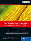 SAP Master Data Governance Book