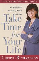 Take Time for Your Life [Pdf/ePub] eBook