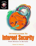 Introduction to Internet Security Book PDF
