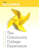 Community College Experience 2012