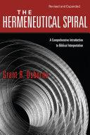 The Hermeneutical Spiral Pdf/ePub eBook