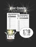 5 Crowns Score Sheet Book Book PDF