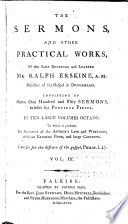 Sermons and Other Practical Works