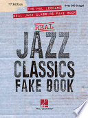 Hal Leonard Real Jazz Classics Fake Book