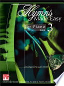 Hymns Made Easy For Piano Book 3