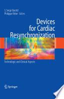 Devices for Cardiac Resynchronization