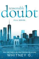 Reasonable Doubt Boxed Set (Episodes 1, 2, & 3)
