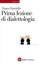 Prima lezione di dialettologia