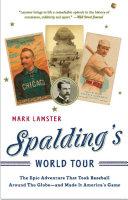 Pdf Spalding's World Tour Telecharger