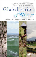 Pdf Globalization of Water Telecharger
