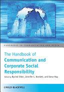 The Handbook of Communication and Corporate Social Responsibility [Pdf/ePub] eBook