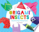 Origami Insects  Easy   Fun Paper Folding Projects