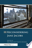 Reconsidering Jane Jacobs Book