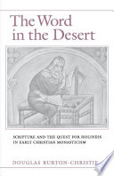 The Word in the Desert