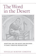 The Word in the Desert Pdf/ePub eBook