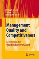 Management Quality and Competitiveness