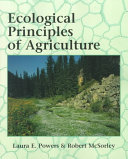 Ecological Principles of Agriculture Book