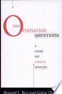 Ordination Questions