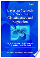 Bayesian Methods for Nonlinear Classification and Regression Book
