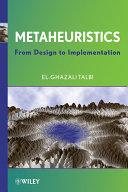 Metaheuristics Pdf/ePub eBook