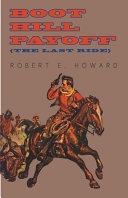 Boot Hill Payoff  The Last Ride