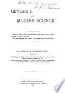 Genesis 1 And Modern Science