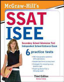 McGraw Hill s SSAT ISEE  3rd Edition Book