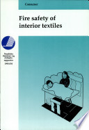Fire Safety of Interior Textiles Book