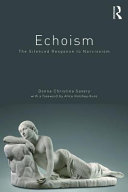 Echoism: the silenced response to narcissism