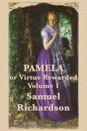Pdf Pamela, or Virtue Rewarded Telecharger