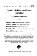 Plastics Rubber And Paper Recycling Book PDF