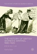 The History of British Women's Writing, 1880-1920 [Pdf/ePub] eBook