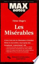 Les Miserables Maxnotes Literature Guides
