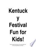 Kentucky Festival Fun For Kids