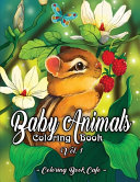 Baby Animals Coloring Book Book PDF