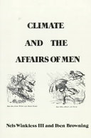 Climate and the Affairs of Men