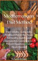 Mediterranean Diet Method Book