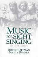 Music for Sight Singing Value Package  Includes Strategies and Patterns for Ear Training  Book PDF