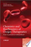 Chemistry And Biochemistry Of Oxygen Therapeutics Book PDF
