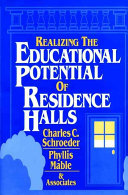 Cover of Realizing the educational potential of residence halls