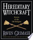 Hereditary Witchcraft Book