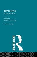 James Joyce, 1928-1941