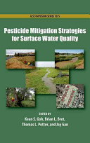 Pesticide Mitigation Strategies For Surface Water Quality Book PDF