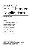 Handbook of Heat Transfer Applications