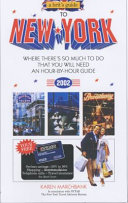 A Brit s Guide to New York 2002